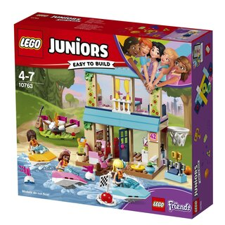 LEGO 10763 - Juniors Stephanies Haus am See - Neuware