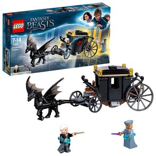 LEGO 75951 - Harry Potter Grindelwalds Flucht - Neuware