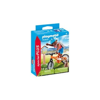 Playmobil 70303 - *Spezial PLUS* Mountainbiker auf Tour