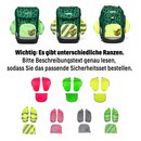 ergobag pack/cubo/light Seitentaschen Zip-Set 3-tlg. ab...